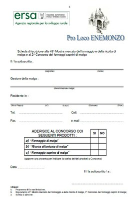 45^ Mostra mercato del formaggio e della ricotta di malga e 2^Concorso dei formaggi caprini di malga a Enemonzo (4)