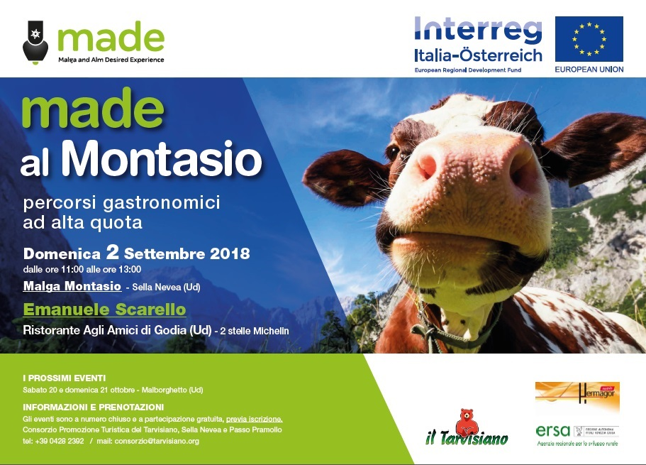 MADE in Montasio